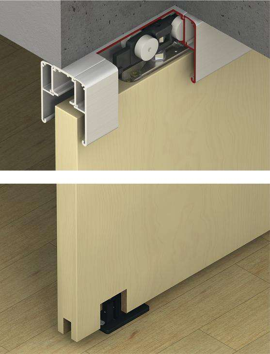Hafele Slido Classic 40-O TO 120-O - Stellar Hardware and Bath