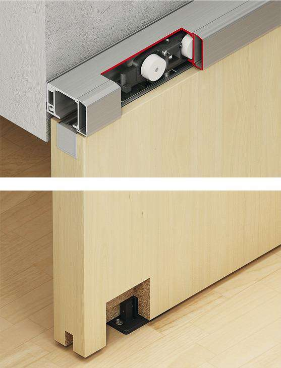 Hafele Slido Classic 40-I to 120-I - Stellar Hardware and Bath