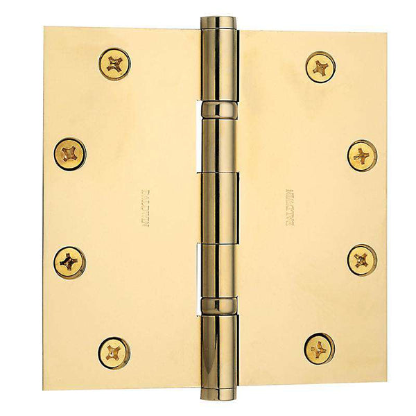 Baldwin 1051 Ball Bearing Hinge - 5'' x 5'' - Stellar Hardware and Bath