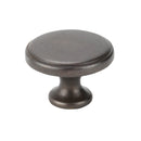 Topex ROUND TRANSITIONAL KNOB DARK BRONZE - Stellar Hardware and Bath