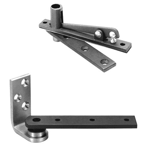 Rixson Model 127-3/4 Center Hung Pivot Set
