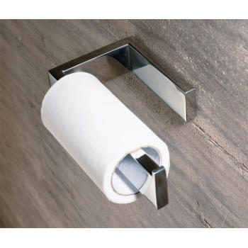 Cool Lines PL1363  Platinum Toilet Paper Holder - Stellar Hardware and Bath