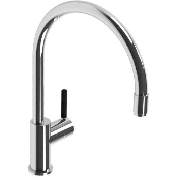 "Lefroy Brooks X1-2040  XO (2000) ZU Single Hole Single Lever Kitchen Mixer With Pull Out Hose 15-1/4"" H - Stellar Hardware and Bath"