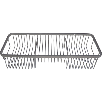 Cool Lines CL421  Stainless Steel Wire Multi Level Shower Basket - Stellar Hardware and Bath