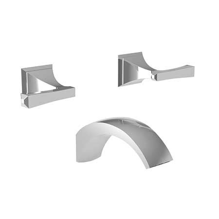 Newport Brass Joffrey 3-2575 Wall Mount Tub Faucet - Stellar Hardware and Bath