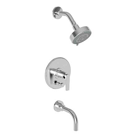 Newport Brass Dorrance 3-2972BP Balanced Pressure Tub & Shower Trim Set - Stellar Hardware and Bath