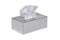 Valsan Essentials Chrome Tissue Dispenser, 184 Sheets - Stellar Hardware and Bath