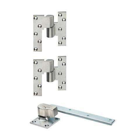 Rixson Model F547 Fire Rated 3/4'' Offset Pivot - Stellar Hardware and Bath