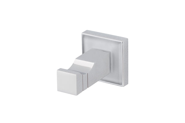 Valsan Cubis-Plus Chrome Small Hook - Stellar Hardware and Bath