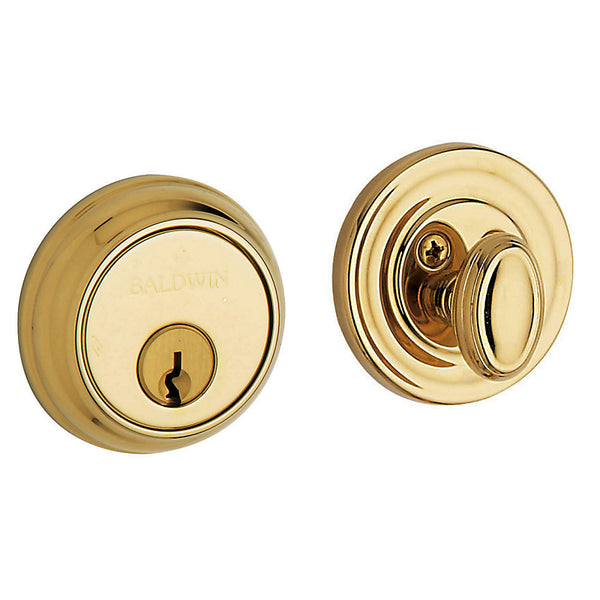 Baldwin 8031 CONTEMPORARY DEADBOLT - Stellar Hardware and Bath
