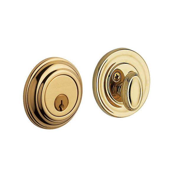 Baldwin 8231 CONTEMPORARY DEADBOLT - Stellar Hardware and Bath