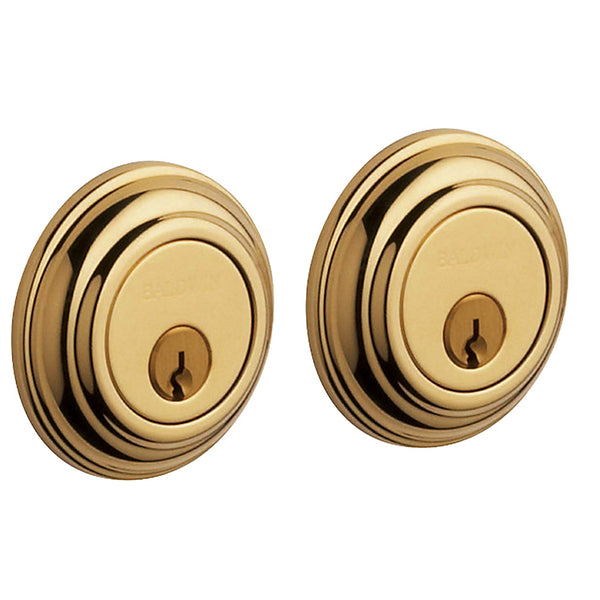 Baldwin 8232 CONTEMPORARY DEADBOLT - Stellar Hardware and Bath