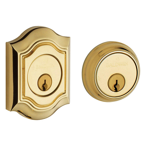 Baldwin 8238 CONTEMPORARY DEADBOLT - Stellar Hardware and Bath