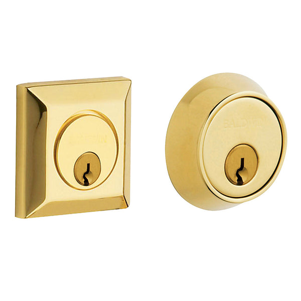 Baldwin 8255 CONTEMPORARY DEADBOLT - Stellar Hardware and Bath