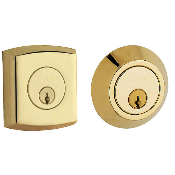 Baldwin 8286 CONTEMPORARY DEADBOLT - Stellar Hardware and Bath