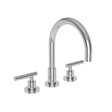Newport Brass East Linear 9911L Kitchen Faucet with Side Spray