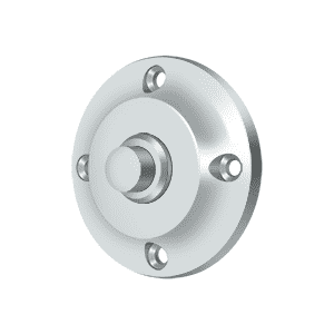 Deltana BBR213 Round Bell Button - 2 1/4'' - Stellar Hardware and Bath