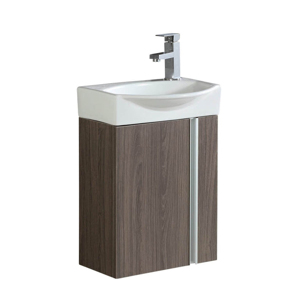 Fine Fixture Compacto Vanity - Stellar Hardware and Bath