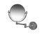 Valsan Classic Chrome Wall Mounted x3 Magnifying Mirror