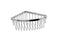 Valsan Classic Chrome Deep Corner Basket - Stellar Hardware and Bath