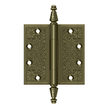 DSBP45 Ornate Hinge - 4 1/2'' x 4 1/2''
