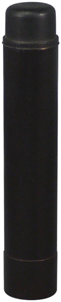 Inox DSIX09-10B Cylindrical Shape Door Stop, Wall Mount, Oil Rubbed Bronze