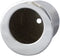 Inox EPIX01-10B Round Edge Pull with Round Opening, Concealed Fixing, Oil Rubbed Bronze - Stellar Hardware and Bath