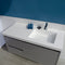 Lacava H264RT-03-001G KUBISTA Gloss White - Stellar Hardware and Bath