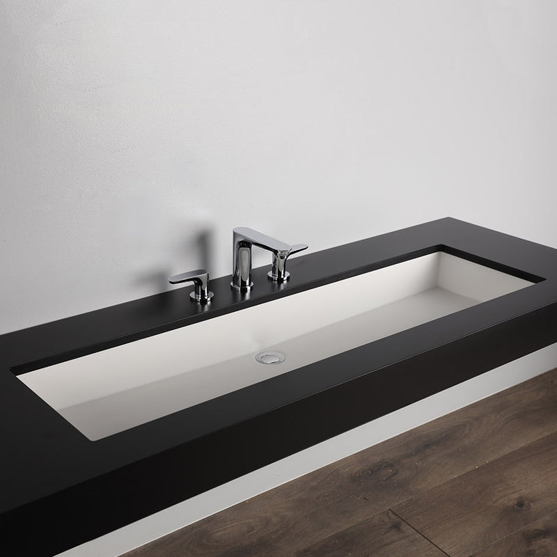 Lacava H264UN-001G KUBISTA Gloss White - Stellar Hardware and Bath