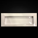 Lacava H265BT-03-001M KUBISTA Matte White - Stellar Hardware and Bath