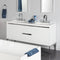 Lacava KUB-W-60-22 KUBISTA Gray Zebra - Stellar Hardware and Bath