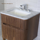 Lacava ELE-24T-001M ELEGANZA Matte White - Stellar Hardware and Bath