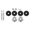 Glass Mounting Kit for H20, H21, H60, and H61 Front Mount Shower Door Pulls - Stellar Hardware and Bath