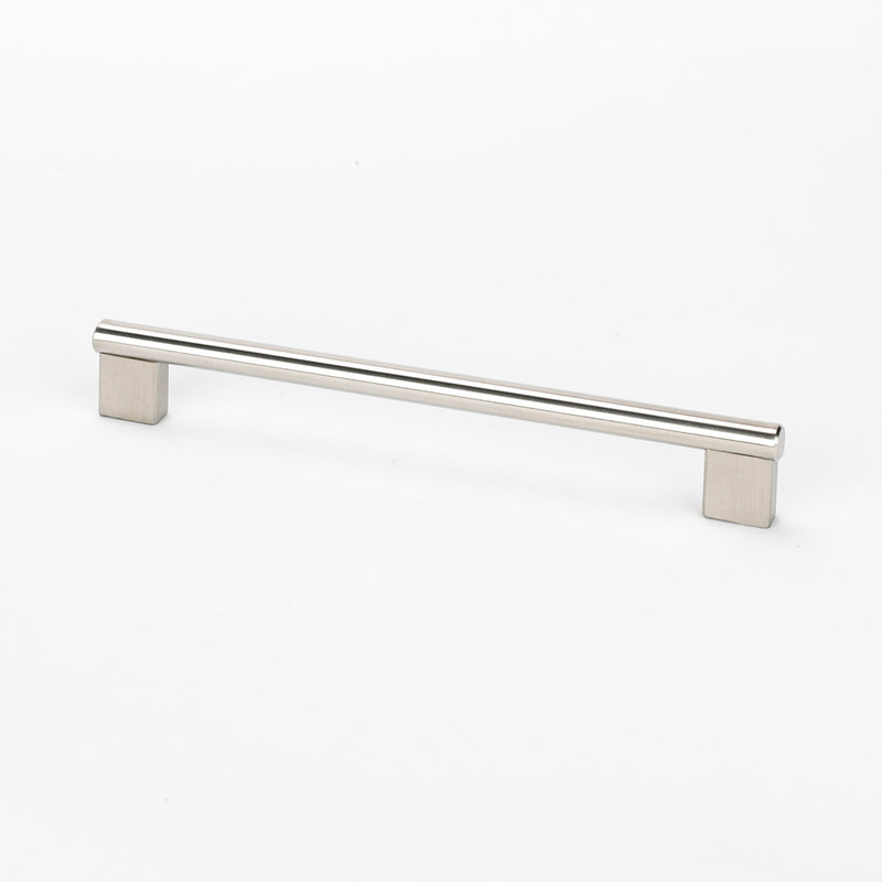 Topex PULL RECTANGULAR CENTERS 128MM..STAINLESS STEEL - Stellar Hardware and Bath