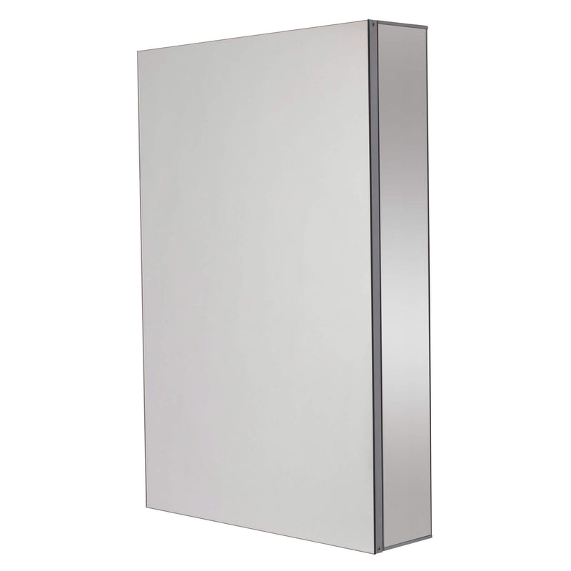 Fine Fixture Aluminum Cabinets - Stellar Hardware and Bath