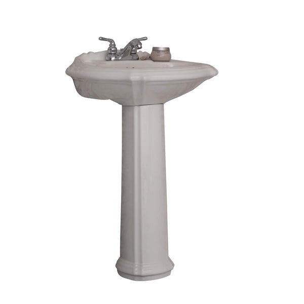Regent Pedestal - Stellar Hardware and Bath
