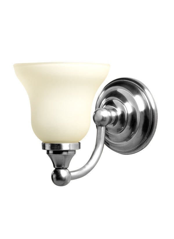 Valsan Kingston Chrome Single Wall Light
