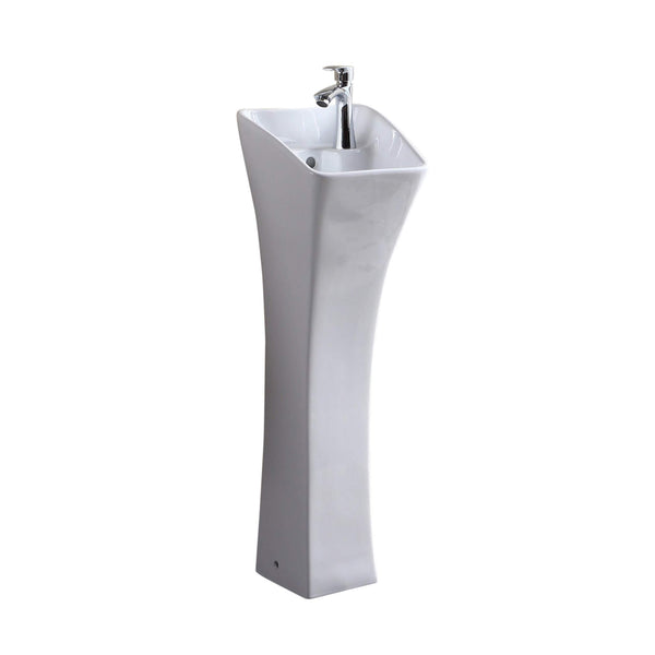 Windfield Pedestal - Stellar Hardware and Bath