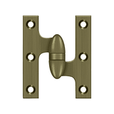 OK3025B Full Mortise Hinge - 3'' x 2 1/2''