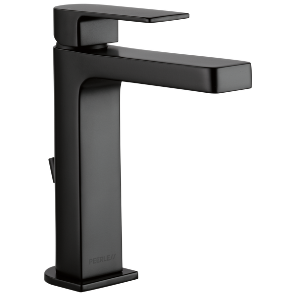 Peerless P1519LF-BL-HA  Xander: Single-Handle High-Arc Lavatory Faucet - Stellar Hardware and Bath