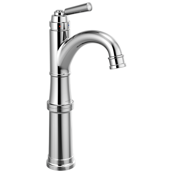 Peerless P1723LF  Westchester: Single-Handle Bathroom Faucet with Riser - Stellar Hardware and Bath