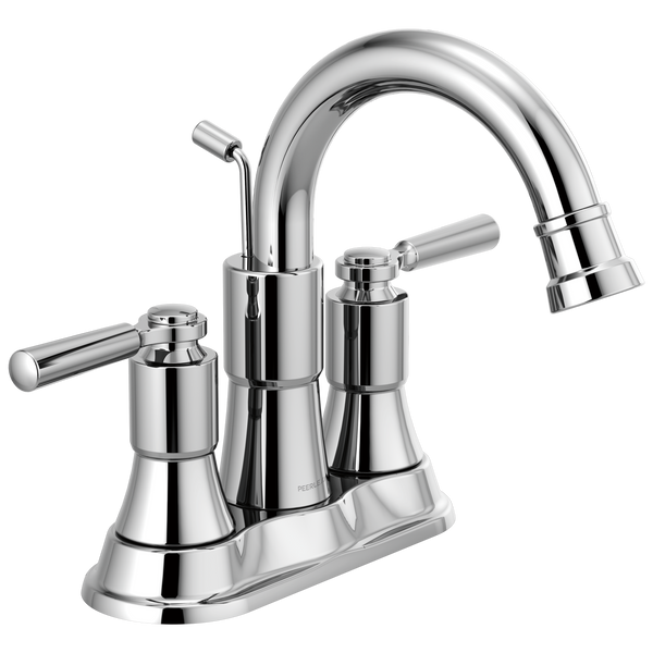 Peerless P2523LF  Westchester: Two-Handle Centerset Bathroom Faucet