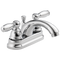 Peerless P299675LF  Apex: Two Handle Bathroom Faucet - Stellar Hardware and Bath