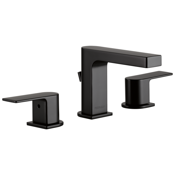 Peerless P3519LF-BL  Xander: Two-Handle Widespread Lavatory Faucet