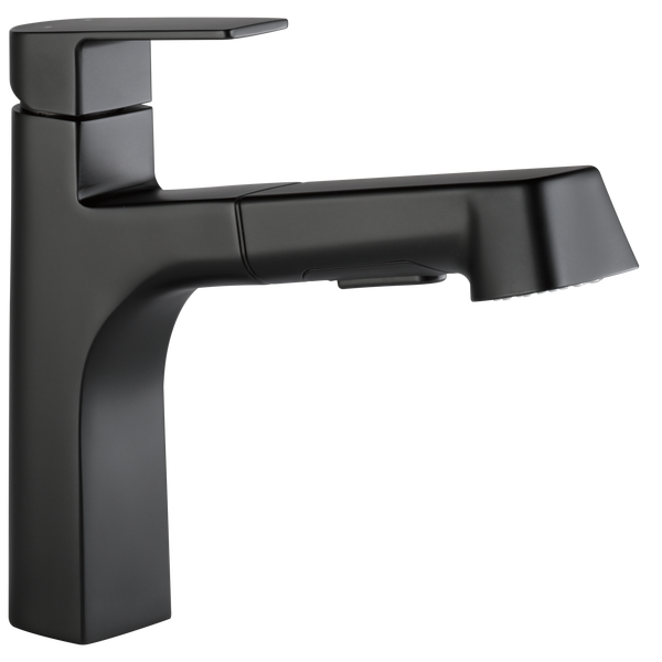 Peerless P6919LF-BL  Xander: Single-Handle Pull-Out Kitchen Faucet - Stellar Hardware and Bath