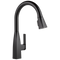 Peerless P7919LF-BL  Xander: Single-Handle Pull-Down Kitchen Faucet - Stellar Hardware and Bath