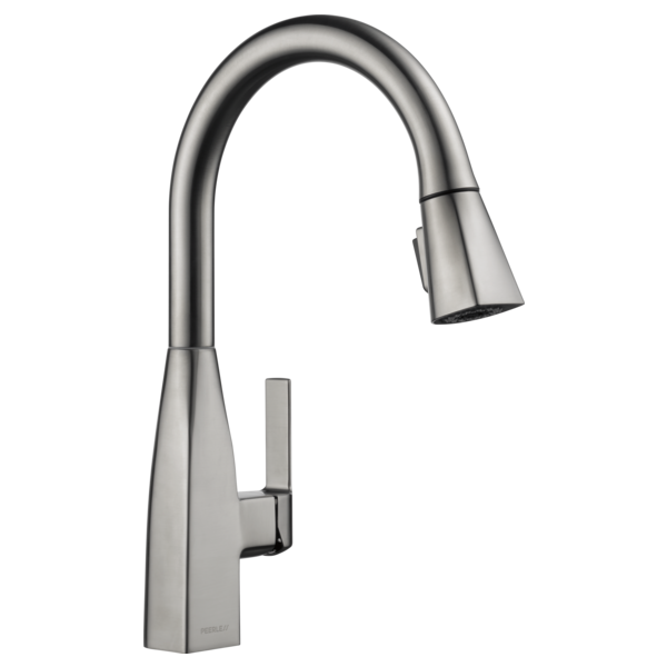 Peerless P7919LF-SS-1.0  Xander: Single Handle Pulldown Kitchen Faucet - Stellar Hardware and Bath