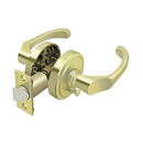 Deltana PRCLR2-LH Chapelton Lever Privacy, Left Hand - Stellar Hardware and Bath