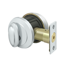 Deltana PRDRS Solid Brass Port Royal Deadbolt Lock Grade 2 - Stellar Hardware and Bath