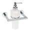 Valsan Axis Chrome Liquid Soap Dispenser, 6 oz - Stellar Hardware and Bath